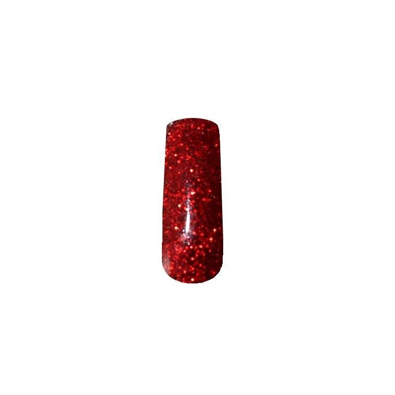 2507 Wine Red - Glitter Gel 4,5gr
