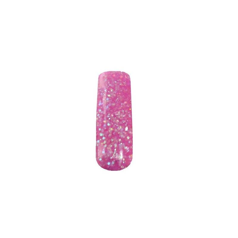 NG Super Glitter Gel - Pink 1-7
