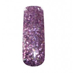 NG Super Glitter Gel - Purple 1-6
