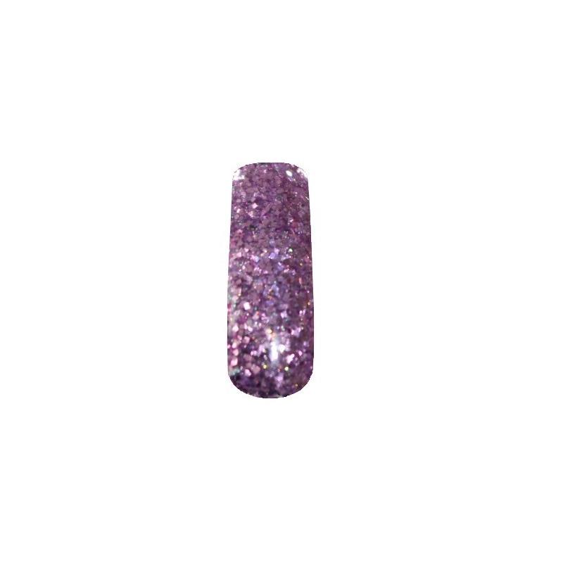 NG Super Glitter Gel - Purple 1-6