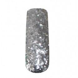 NG Super Glitter Gel - Silver 1-2