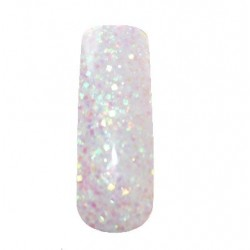 NG Super Glitter Gel - White 1-12