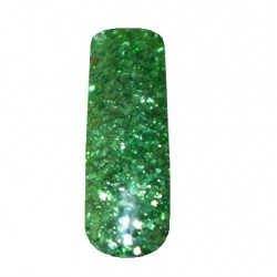 NG Super Glitter Gel - Green 1-3