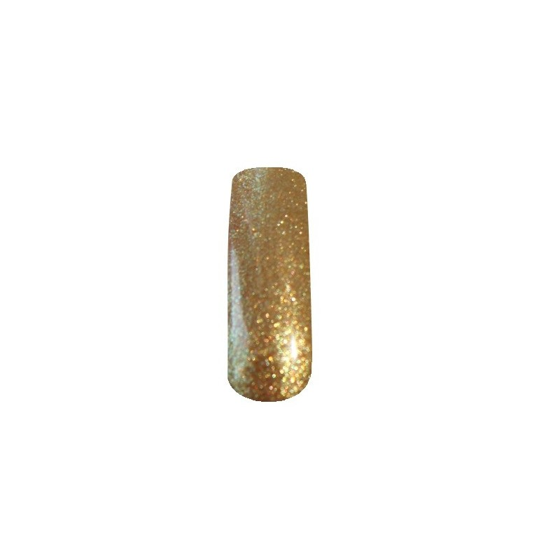 008 Gold- NG Glimmer Gel 4,5gr