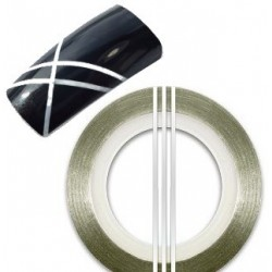 Striping Tape White Bred(ca 2mm)