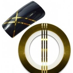Striping Tape Gold Bred(ca 2mm)