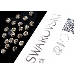 2034 Swarovski - Black Patina 20st (4.8mm)
