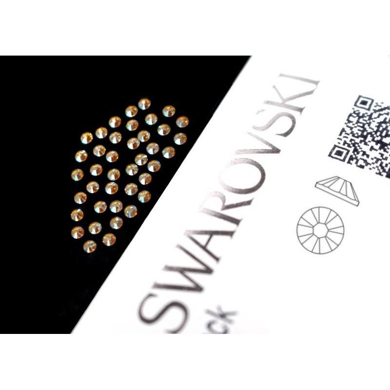 2058 Swarovski - Jonguil AB 40st (ca.1.8mm)