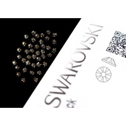 2058 Swarovski - Black Diamond 1440st (ca.1.8mm)