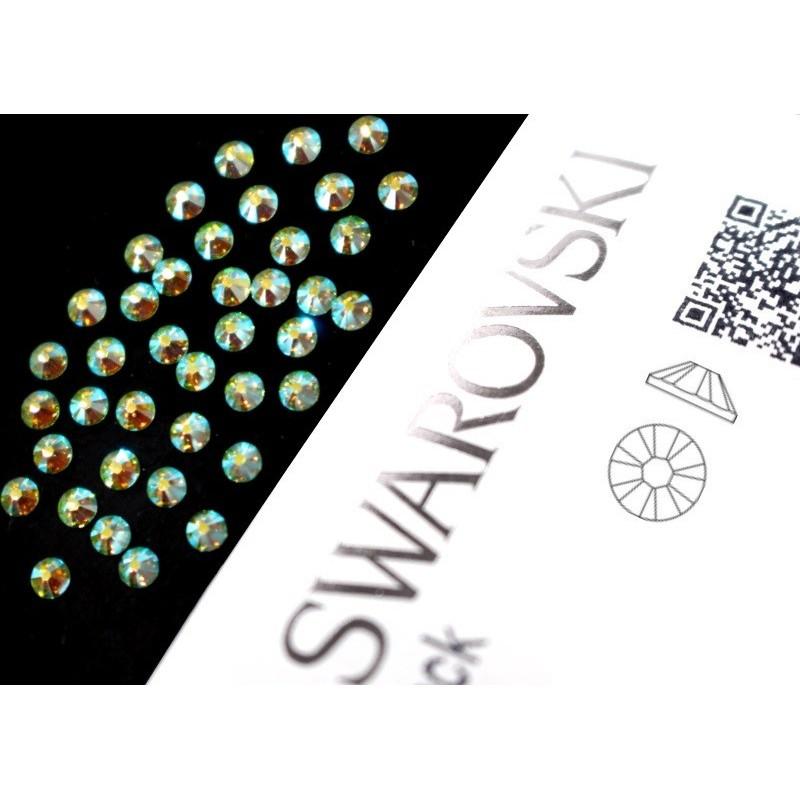 2058 Swarovski - Peridot AB 40st (ca.2.6mm)