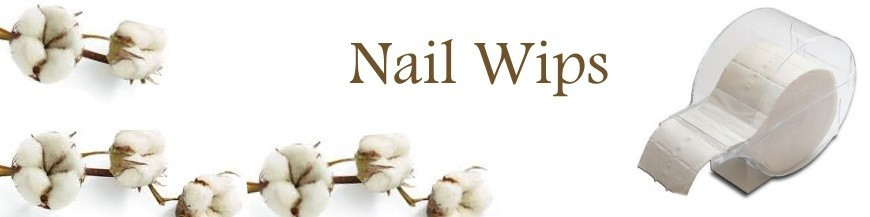 Nail Wipes And Dispenser