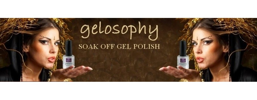 Gelosophy-LED SoakOff Gel Polish