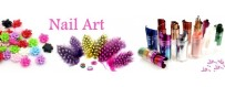 Nageldekorationer och nail art