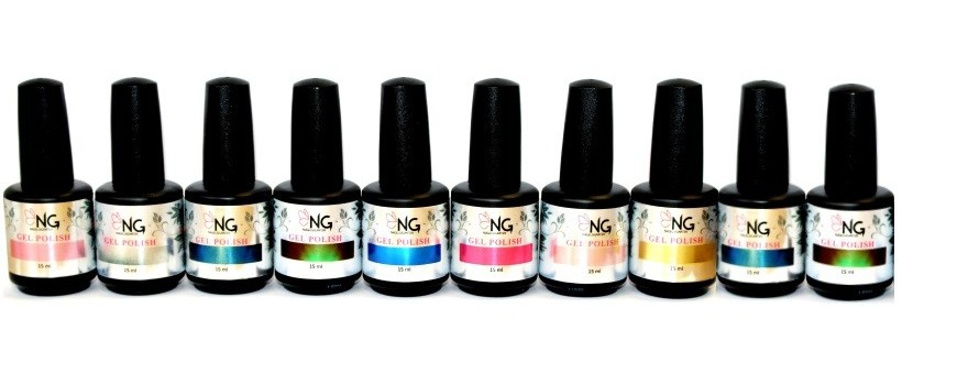NG Soak off UV/LED Gel Polish