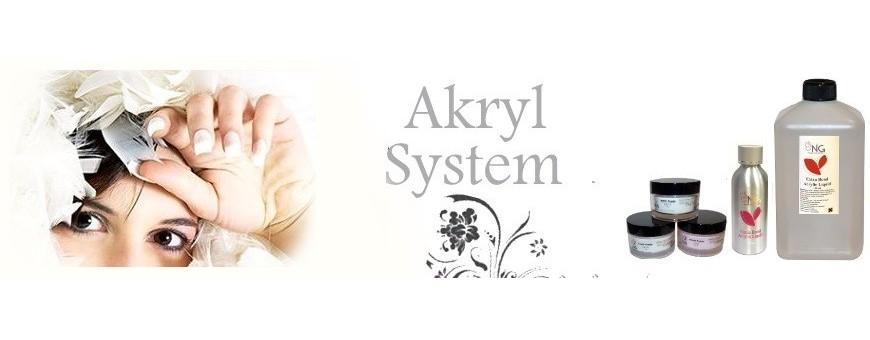 Akryl Naglar